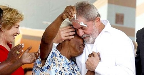 lula presidente moradia povo pobre amado