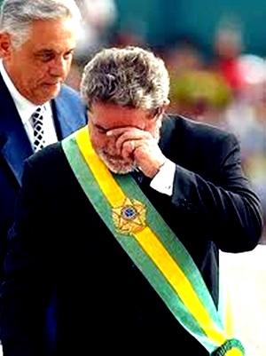 lula presidente conquista luta vitória choro