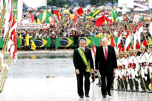 lula presidente brasil 2006 pobre