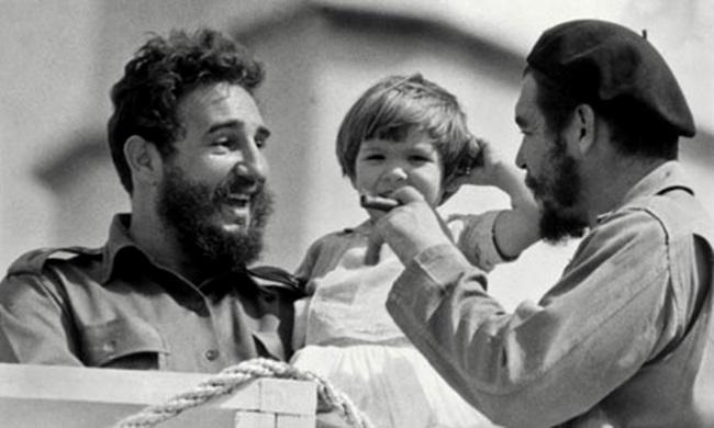 Aleida Guevara Fidel Castro Che