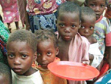 fome áfrica motivos