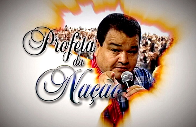 profeta nação redetv deus beçãos