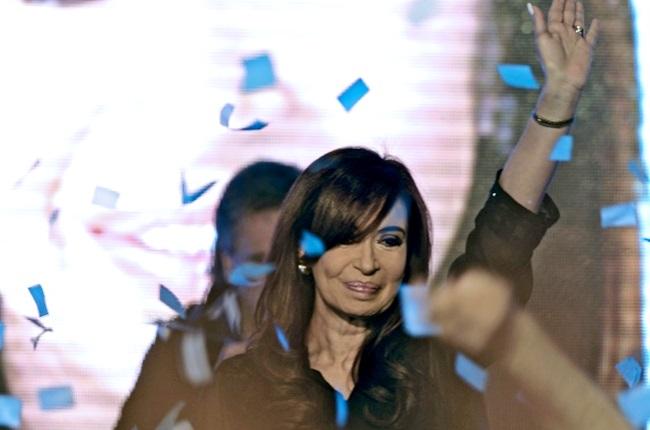 cristina Kirchner argentina esquerda consolida