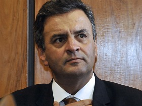 Aécio Neves hipocrisia