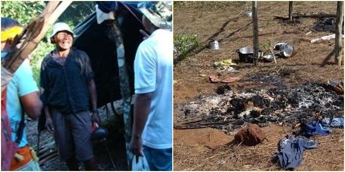 massacre índios Kaiowá Mato Grosso do Sul