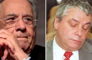 FHC e Ricardo Sérgio