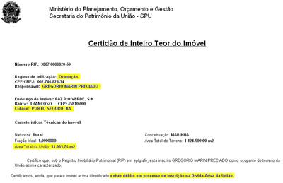 Primo Serra Marinha