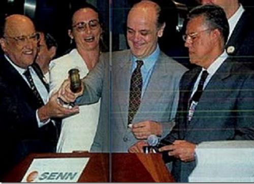 Privatizações PSDB