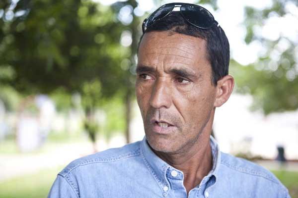 Guerreiro aguardava há seis anos ser chamado  em um programa habitacional da prefeitura  - Foto: Danilo Ramos/RBA
