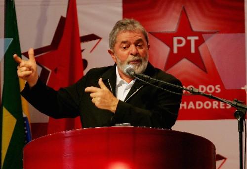Lula PT Kassab Dilma Aeroportos