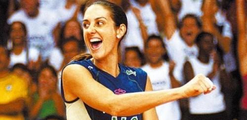 Fernanda Venturini Globo Sportv SuperLiga