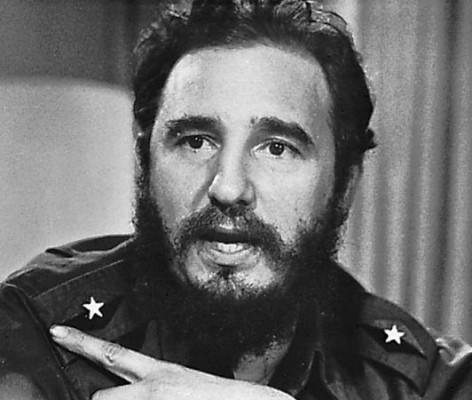 Fidel Castro CIA Assassinato Jovem