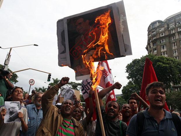 protesto golpe 1964 ditadura