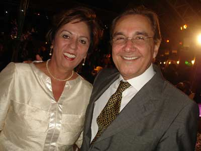 Rosalba Ciarlini (DEM) e José Agripino Maia (DEM) têm cada vez menos razões para sorrir