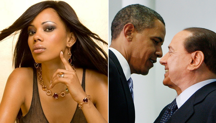 berlusconi obama dominicana bunga bunga