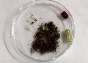 pílulas carne humana