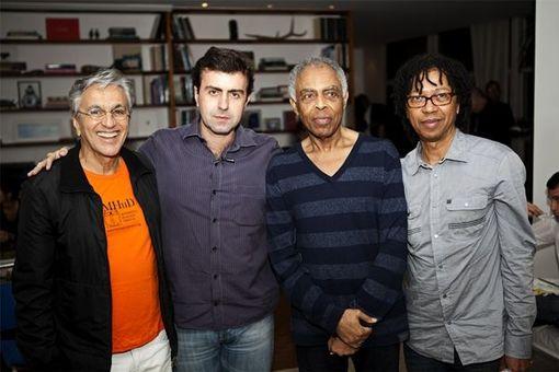 Marcelo Freixo Caetano Veloso