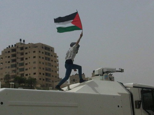 palestina israel rana