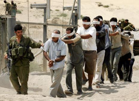 greve fome presos palestinos