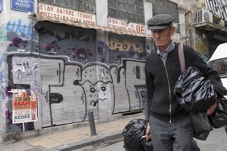 Antonios capitalismo grécia