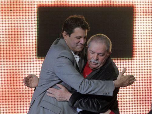 haddad lula eleições 2012