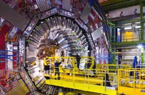 bóson de higgs particula Deus