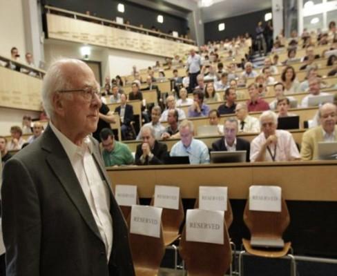 teoria peter higgs partícula deus