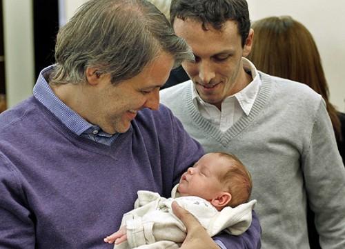 casal gay filho argentina