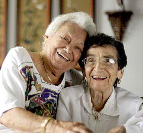 lésbicas idosas amor leto magazzu