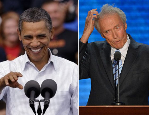 barack obama responde clint eastwood