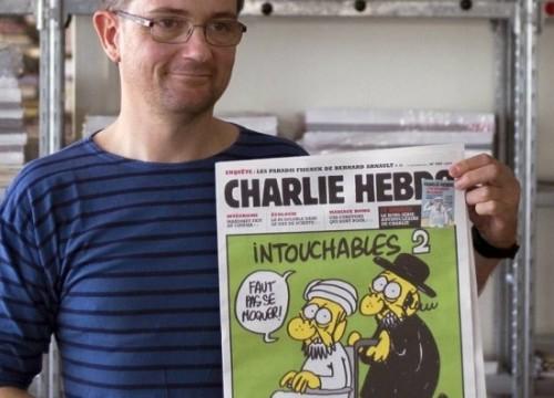 charlie hebdo maomé