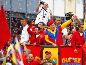 chavez venezuela eleição