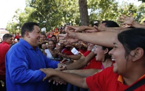 Chávez capriles venezuela eleições