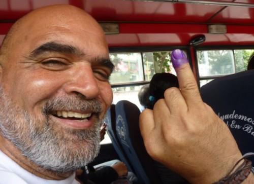 eleitor venezuela chávez capriles eleição