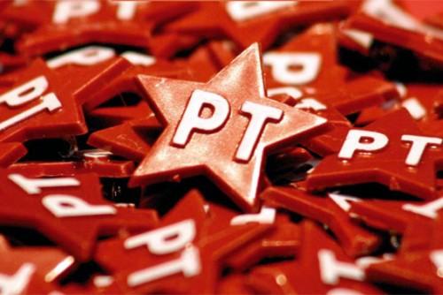 estrela vermelha pt partido trabalhadores
