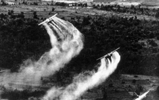 eua armas químicas vietnã