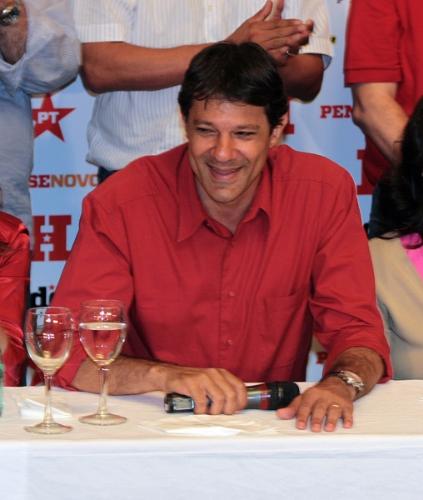 haddad prefeito são paulo 2012