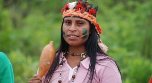 índia guarani kaiowá ms