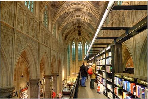 holanda ateus igreja religião livraria