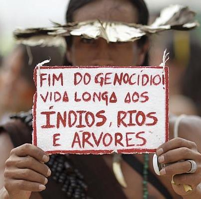 índios guarani kaiowá revista veja