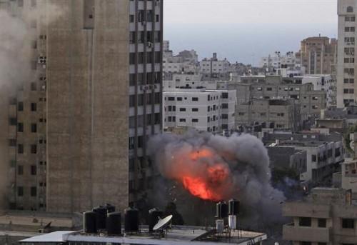 israel gaza palestina