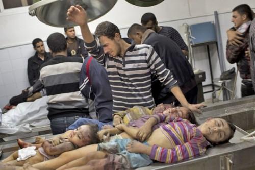 israel palestina gaza crianças