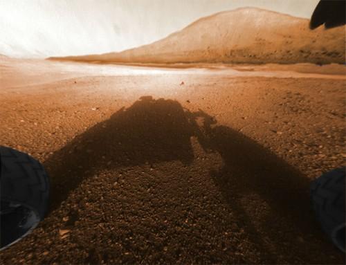 marte curiosity planeta vermelho