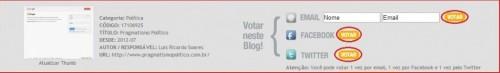 top blog 2012 pragmatismo