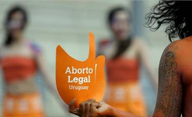 legalização aborto uruguaia