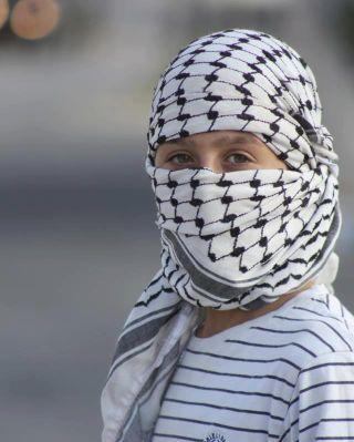 menina palestina israel