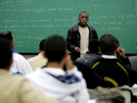 negros universidade brasil