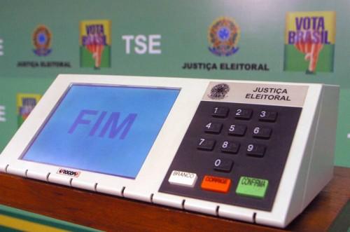 urna eletrônica justiça fraude eleitoral