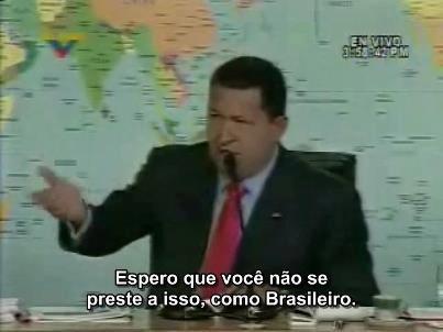 chávez globo venezuela