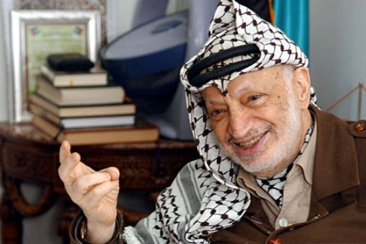 yasser arafat assassinado israel